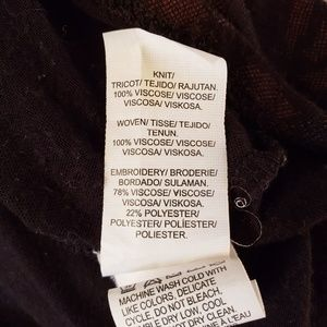 Lucky Brand Tops - Lucky brand women's size small top